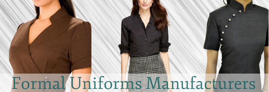 Fomal Uniform Manufacturers