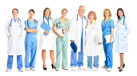 Doctors and Medical Uniform
