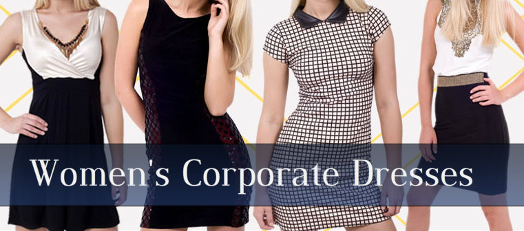 Women's Corporate Dresses