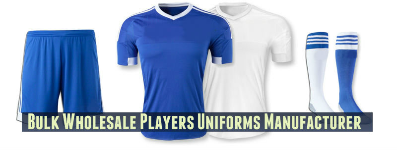 Quality Players Uniform Wholesale Supplier