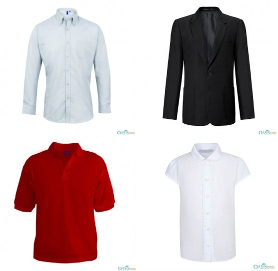 school clothing manufacturers