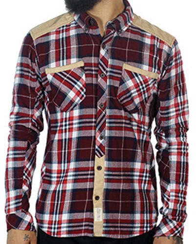 checked designer flannel shirt manufacturers