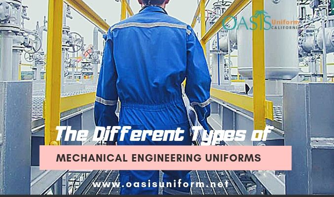 best manufacturers of mechanical engineer uniform
