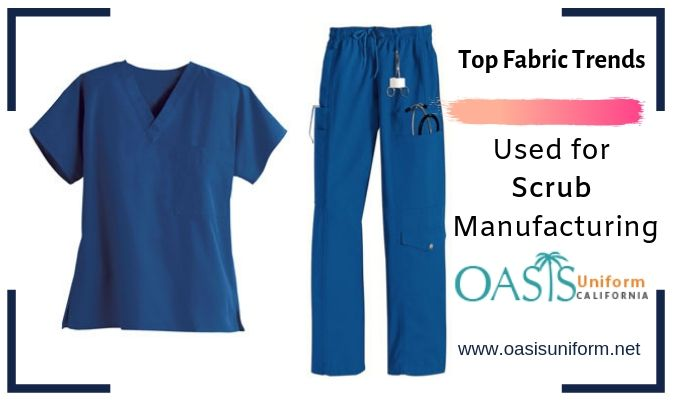 best scrub manufacturer of USA