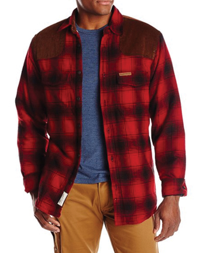 mens flannel shirts usa