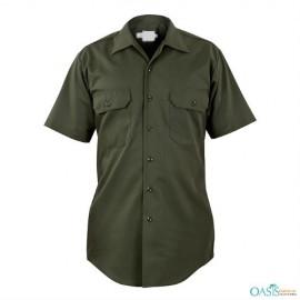 women dark green shirts supplier usa